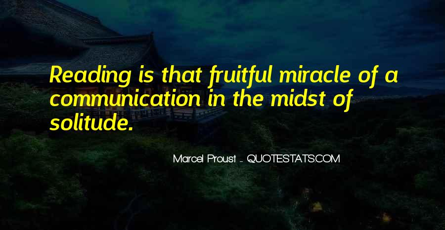 Quotes About A Miracle #84720