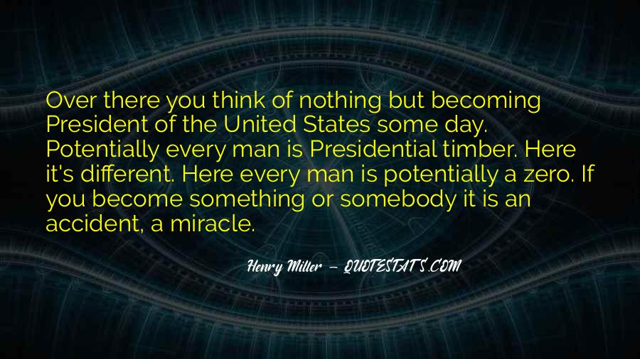 Quotes About A Miracle #88346