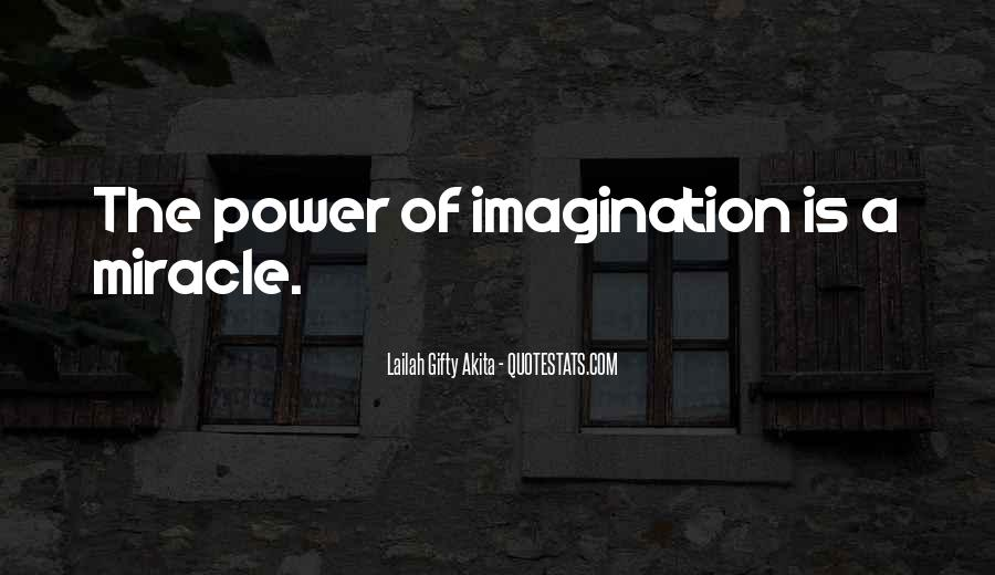 Quotes About A Miracle #91807