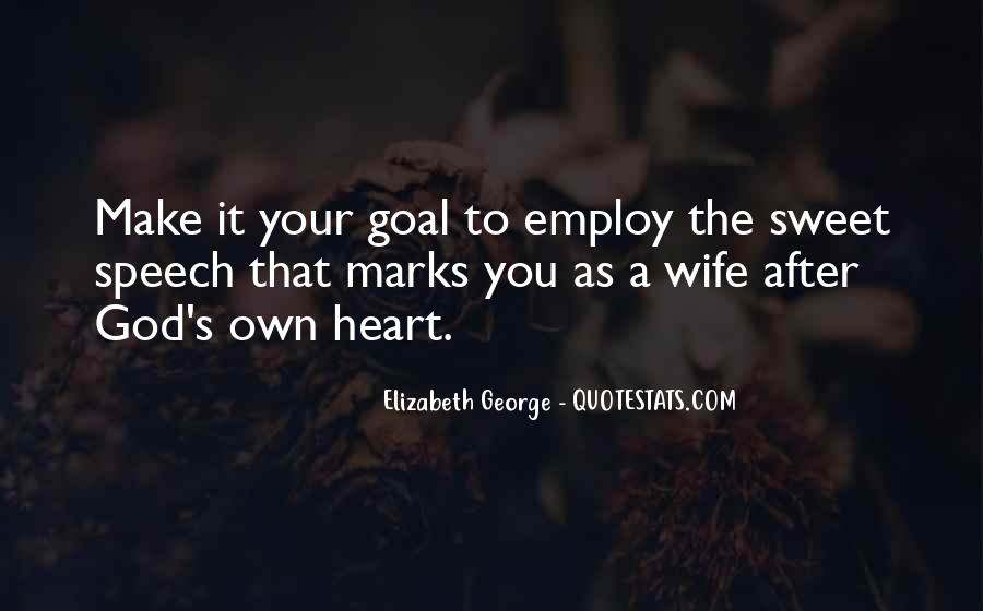 Wife After God Quotes #1003272