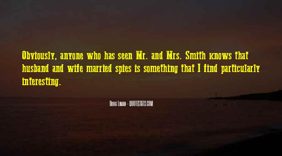 Wife Knows Best Quotes #143241