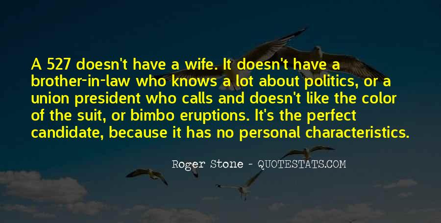 Wife Knows Best Quotes #265443