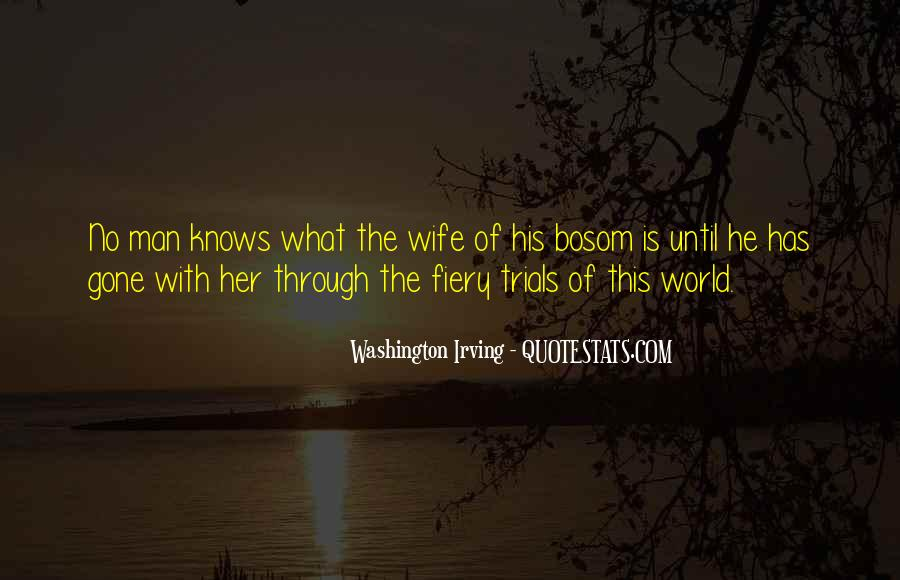 Wife Knows Best Quotes #524779