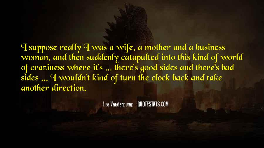 Wife Over Mother Quotes #114882