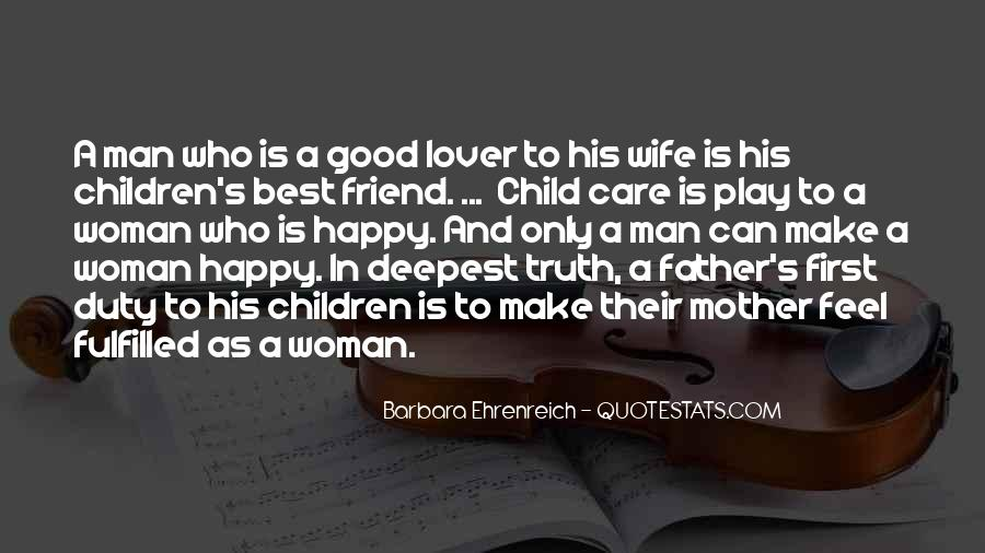 Wife Over Mother Quotes #170335