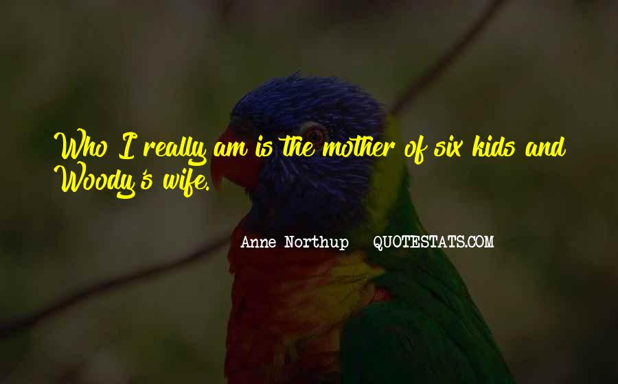 Wife Over Mother Quotes #60574