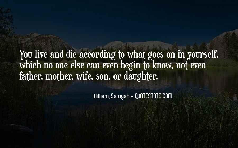 Wife Over Mother Quotes #9049