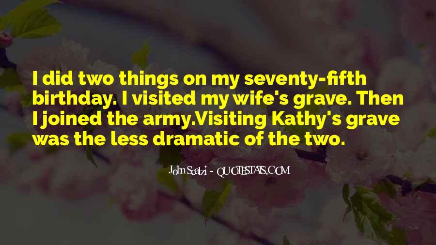 Wife's Birthday Quotes #1128703