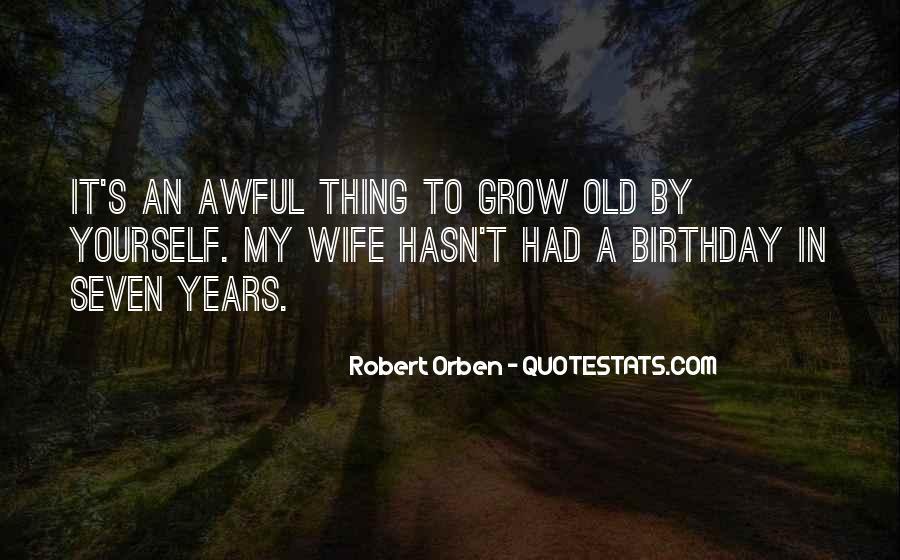 Wife's Birthday Quotes #1828940
