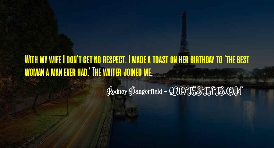 Wife's Birthday Quotes #1869221