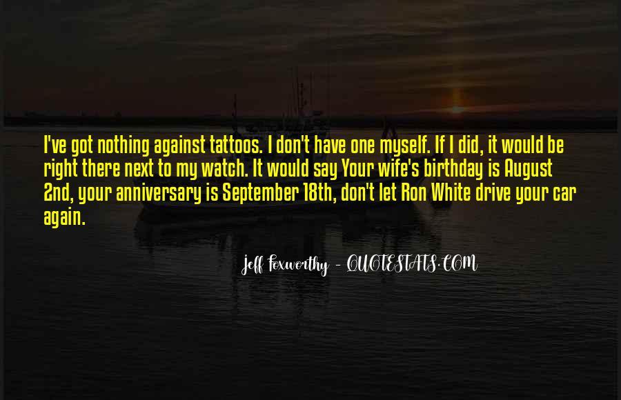 Wife's Birthday Quotes #19489