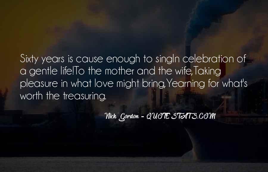 Wife's Birthday Quotes #392656