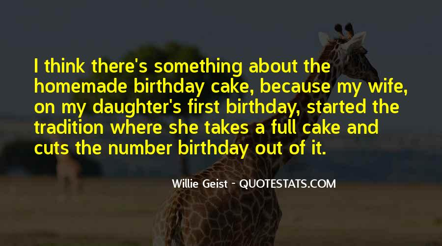 Wife's Birthday Quotes #483595