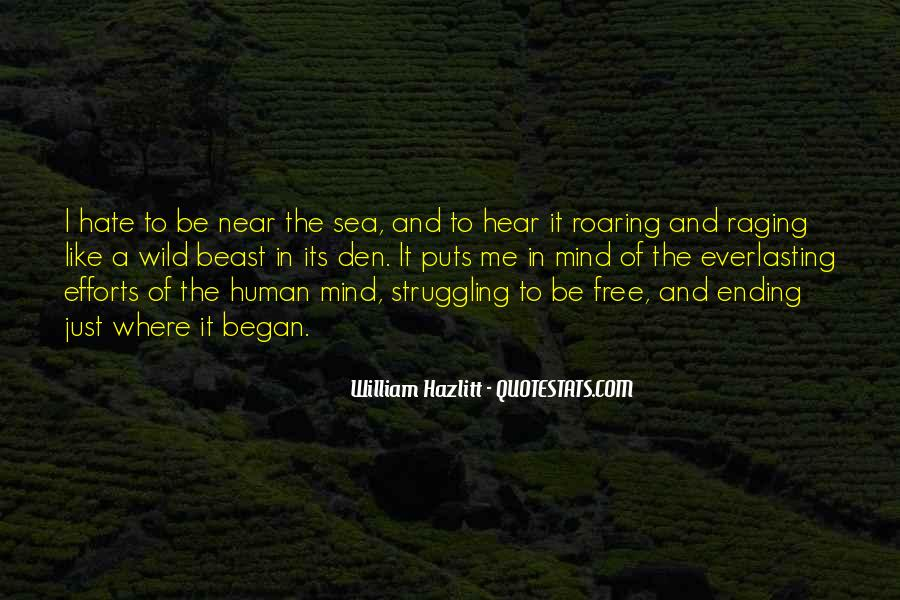Wild And Free Quotes #1370221
