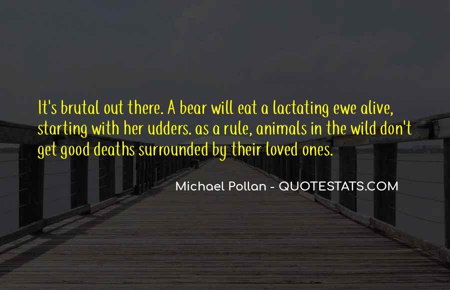 Wild Ones Quotes #1685631