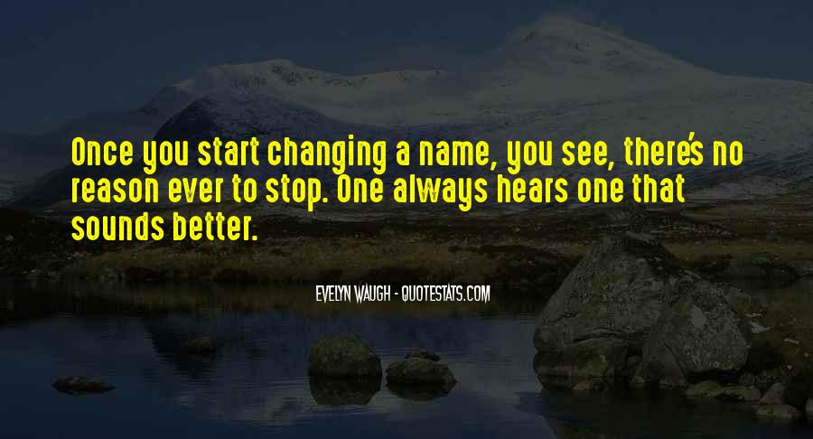 Quotes About Someone Changing For The Better #22604
