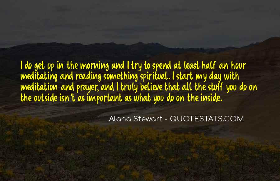 Will Alana Quotes #123802
