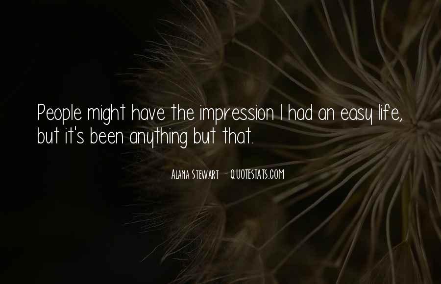 Will Alana Quotes #239203