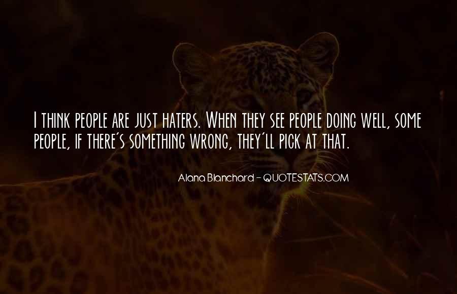 Will Alana Quotes #464553