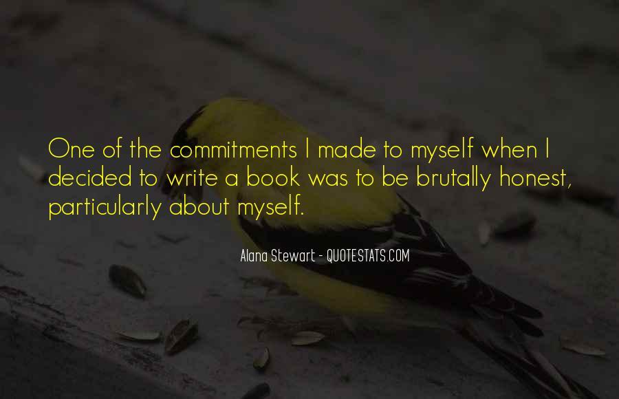 Will Alana Quotes #538802