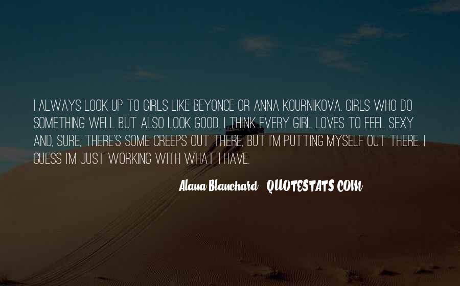 Will Alana Quotes #605435
