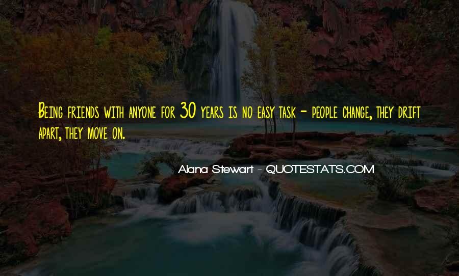 Will Alana Quotes #6204