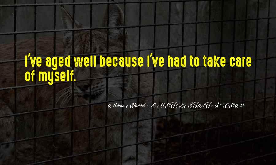 Will Alana Quotes #66554