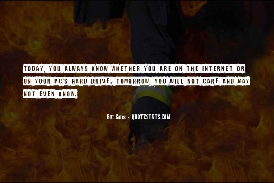 Will Always Care Quotes #109825