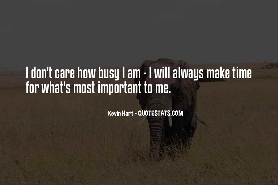 Will Always Care Quotes #1520281
