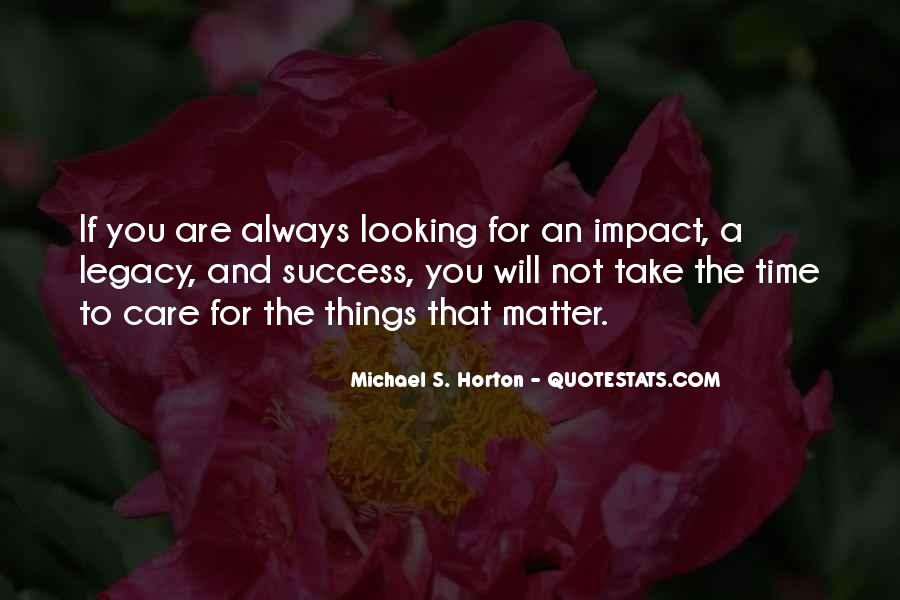 Will Always Care Quotes #163919