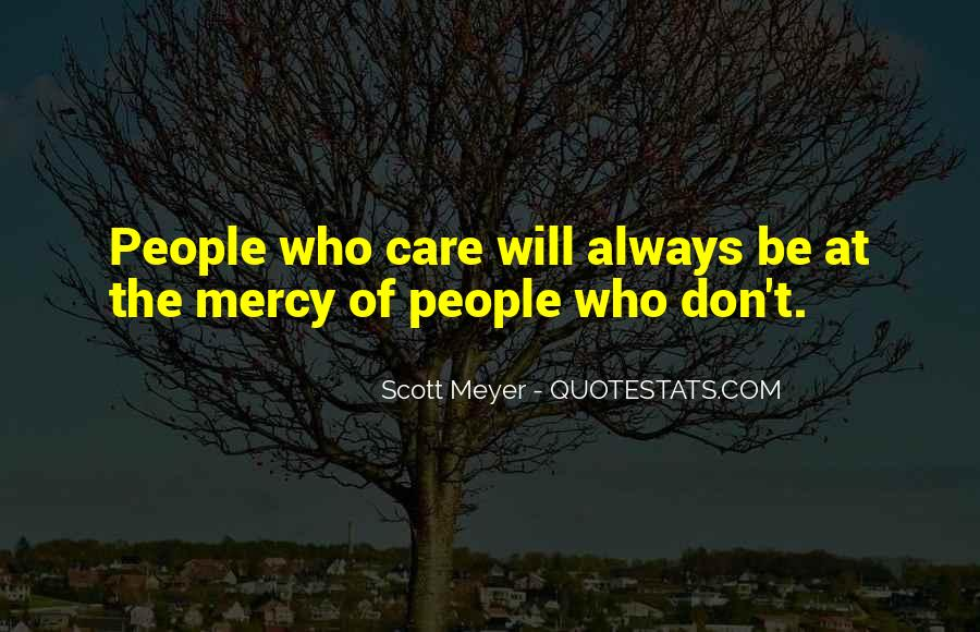 Will Always Care Quotes #422612
