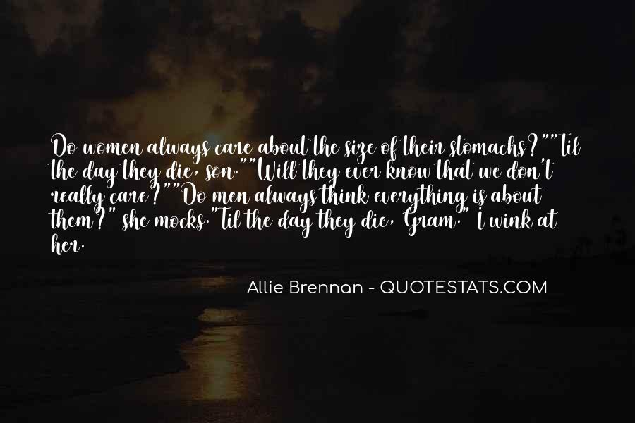 Will Always Care Quotes #707769