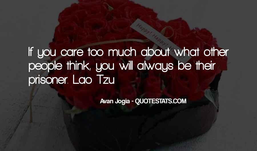 Will Always Care Quotes #766759