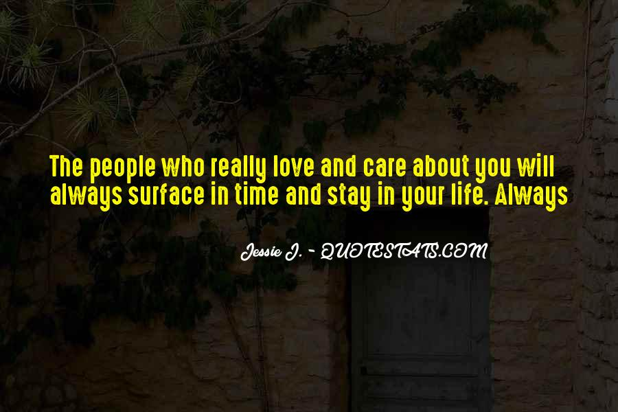 Will Always Care Quotes #815414