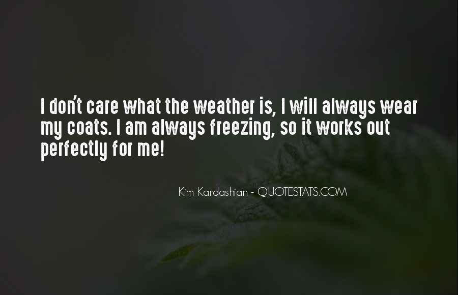 Will Always Care Quotes #894325