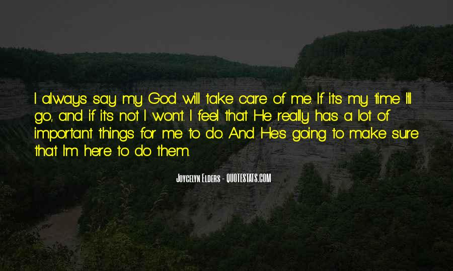 Will Always Care Quotes #902362