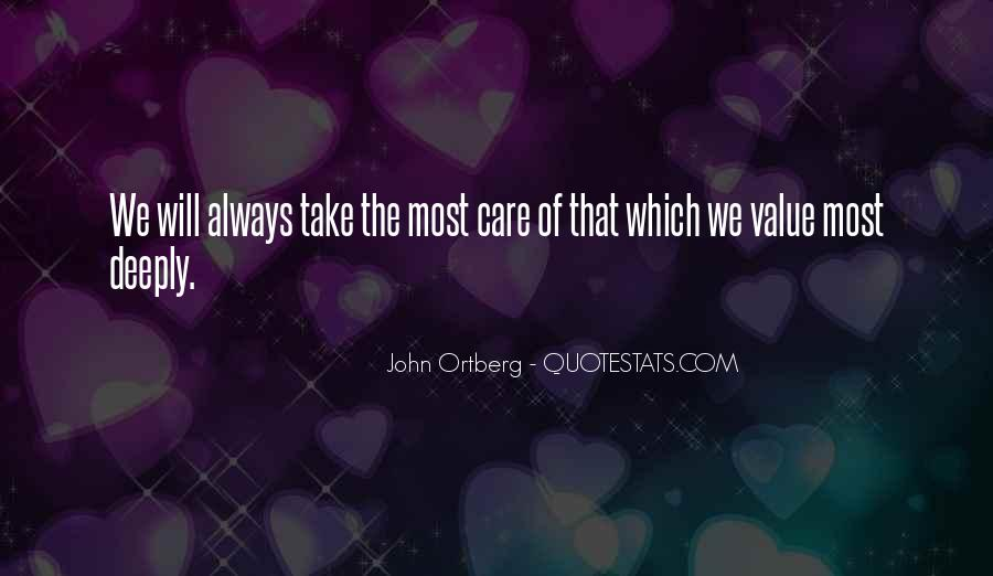 Will Always Care Quotes #963669