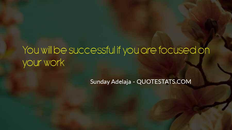 Will Be Successful Quotes #152411