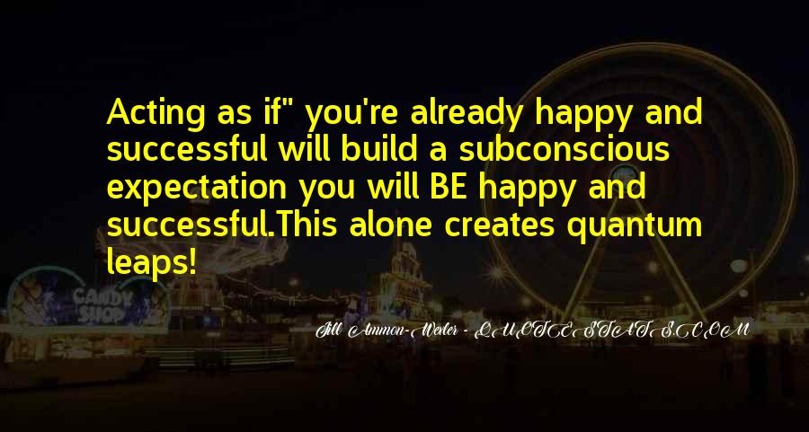 Will Be Successful Quotes #194983