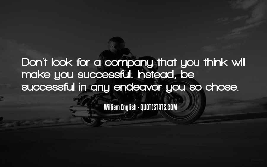Will Be Successful Quotes #330610