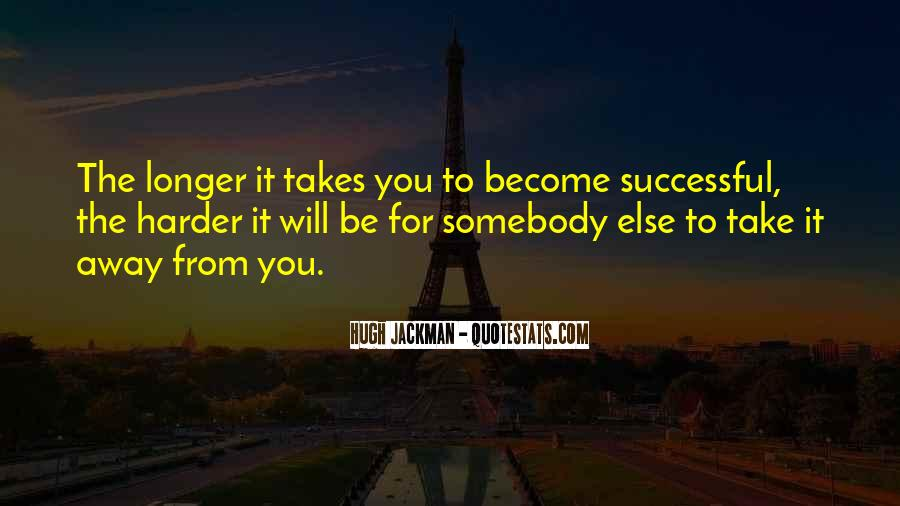 Will Be Successful Quotes #33543