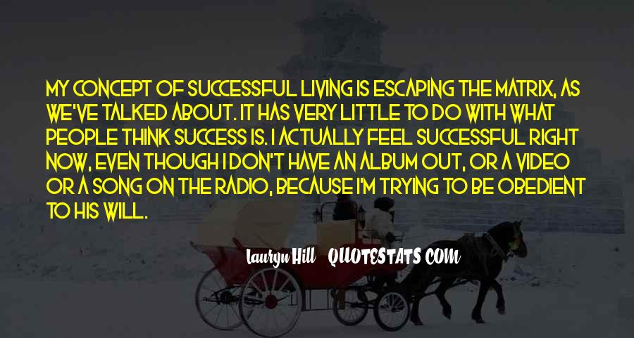 Will Be Successful Quotes #431465