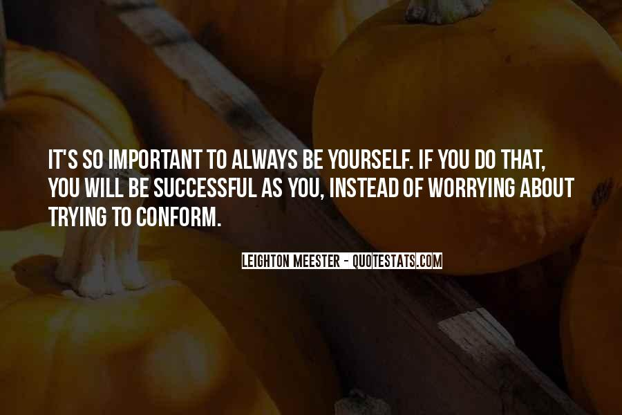 Will Be Successful Quotes #592808