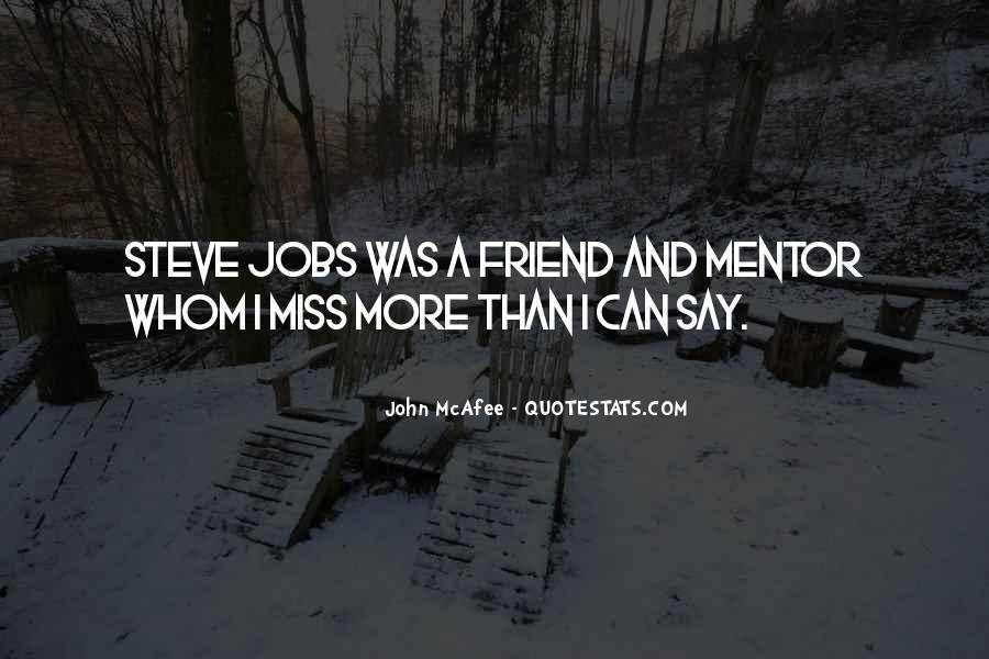 Will Miss My Best Friend Quotes #1229890