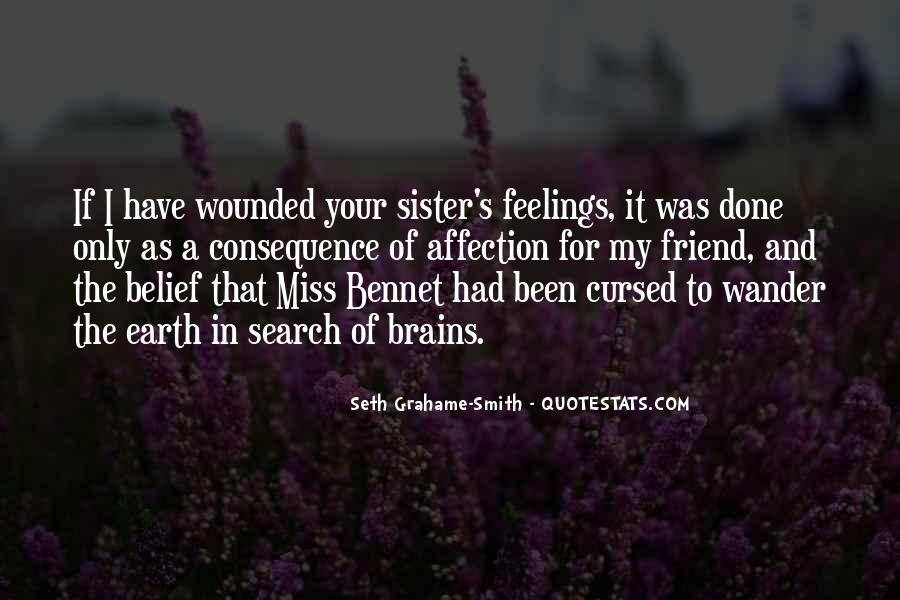 Will Miss You Sister Quotes #283540