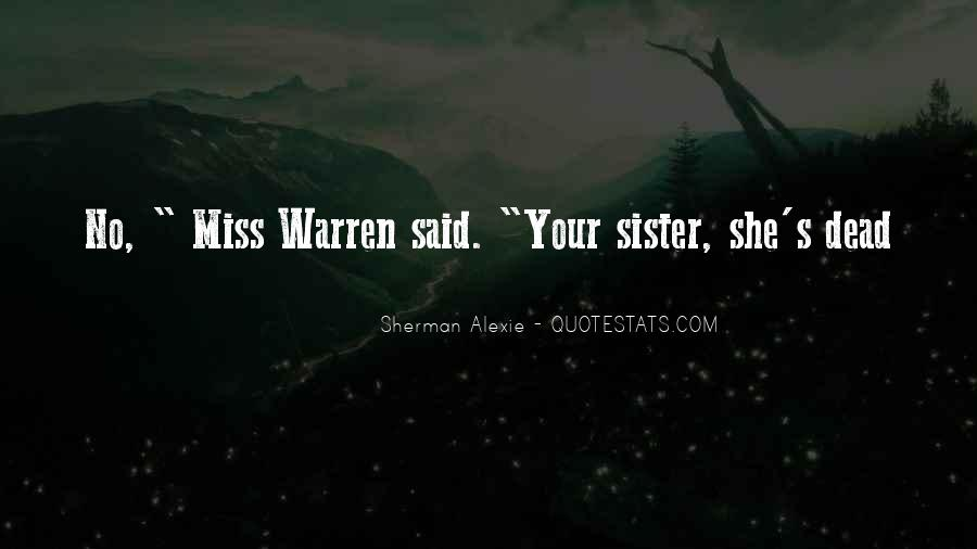 Will Miss You Sister Quotes #501568