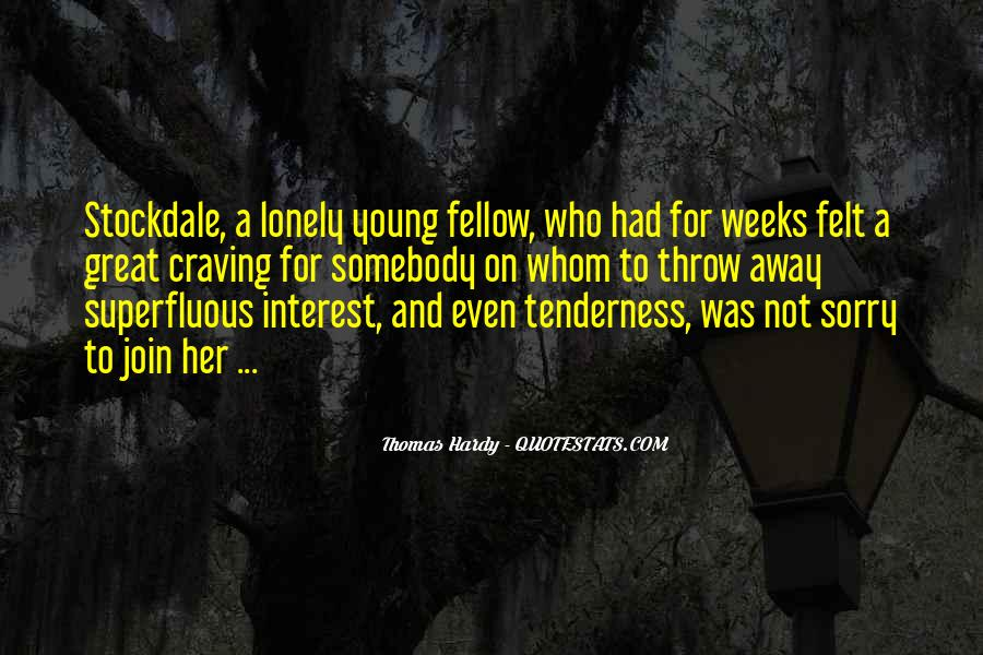 Will Stockdale Quotes #1654888