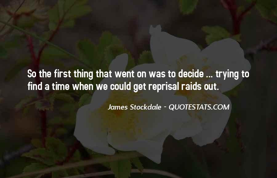 Will Stockdale Quotes #1662175