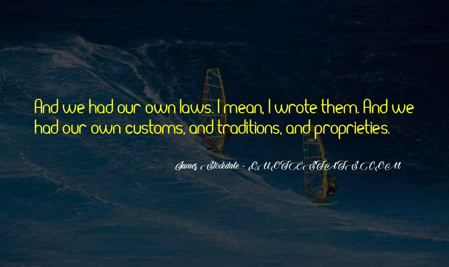 Will Stockdale Quotes #511692