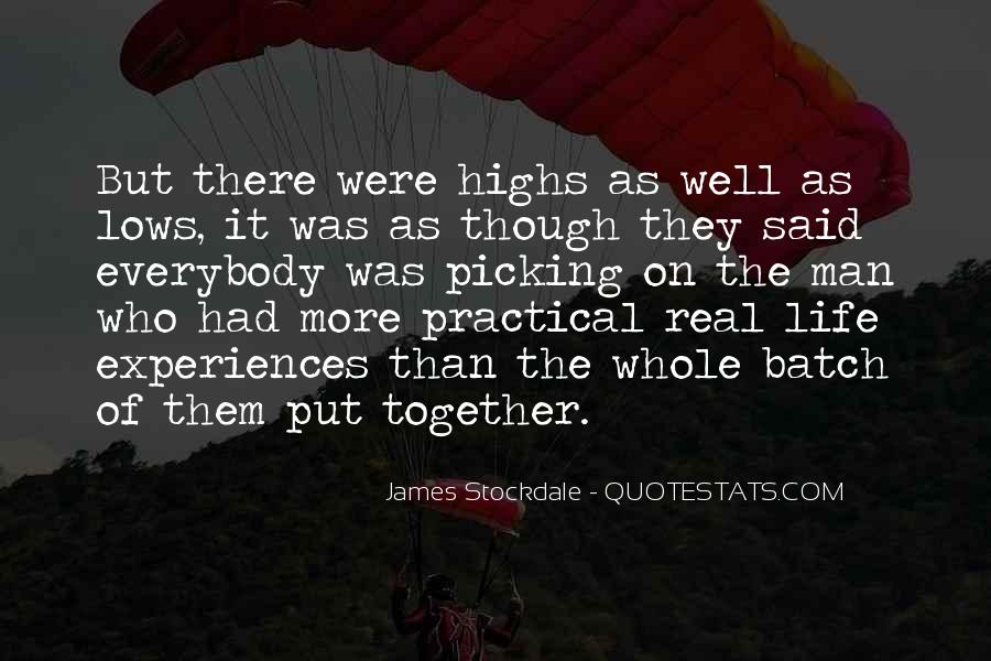 Will Stockdale Quotes #562141